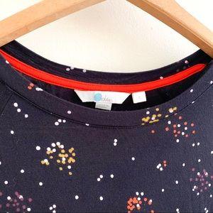 Boden Tops - BODEN Katrina Jersey Knit Dot Cluster Top